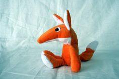 Vous avez déjà vu deux essais de renard pour mon tapis de la moufle ici et là et bien je vous en montre un troisième et cette fois-ci, il y a un tuto en pr