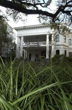 Columns Hotel, Uptown New Orleans