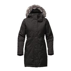 The North Face Women's Arctic Down Parka - TNF BLACK JK3