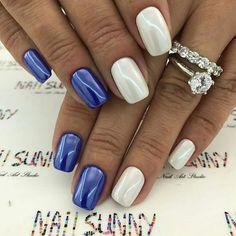 Semi-permanent varnish, false nails, patches: which manicure to choose? - My Nails Best Acrylic Nails, Gel Nail Art, Nail Polish, Nail Swag, Pretty Nail Colors, Pretty Nails, French Nails, Hair And Nails, My Nails
