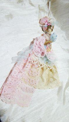 Lace Tassel Doll  - https://www.youtube.com/watch?v=whGG5tAPjYw