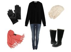 Minus the gloves(i cant stand wearing gloves) awesome outfit! :)