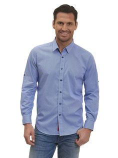 Robert Graham   Carlos Tailored Fit Sport Shirt