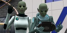 Say hello to your ET friends, yes you can make friends with aliens with Sims 3 Seasons. Don't worry they will not hurt you. They are actually very friendly and would even lend you their UFO, so go ahead and get your own Sims 3 Season Crack and experience one of the most played RPG games today.