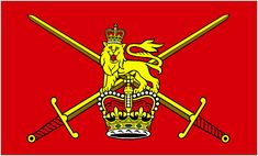 Image of Army Flag (non-ceremonial)