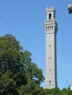 Pilgrim Monument Tower & Museum Provincetown, Ma