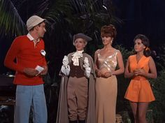 Gilligan's Island- love Mrs. Howls outfit!