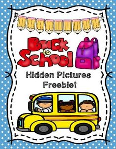 Back to School Hundreds Chart Hidden Picture Freebie by Penley's Pointe