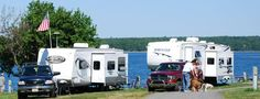 Bar Harbor/Oceanside KOA   Camping in Maine   KOA Campgrounds