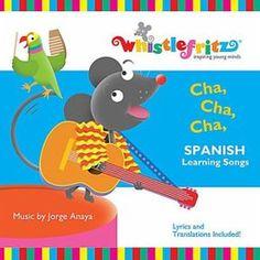 Cha, Cha, Cha (Spanish learning songs/Canciones infantiles) by Jorge Anaya on Amazon Music Unlimited