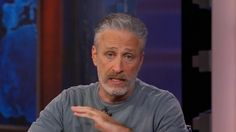 """Jon Stewart returns to """"Daily Show"""" to advocate for 9/11 first responders - CBS News"""