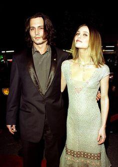 Vanessa Paradis, Johnny Depp,