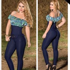 8dab8ee9e1ab Colombian Butt Lift Jumpsuit Stunning Imported Jumpsuit Gorgeous designs  Bright Colors Finest material Excellent quality Sizes