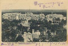 Beelitz, Brandenburg: Sanatorium