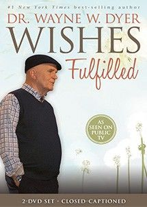 <p>Dr. Wayne Dyer presents the five Wishes Fulfilled Foundations: these are the five steps necessary for fulfilling your deepest desires. Dr. Dyer demonstrates how to master each step so that you can achieve an extraordinary life! You will learn how to use Imagination, Living from the End, Assuming the Feeling of the Wish Fulfilled, Attention, and the Last Five Minutes of Each Day to attract what you most want into your life. The program also includes an appearance by special guest Anita…