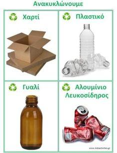 Creative Activities, Preschool Activities, Recycle Symbol, Preschool Education, Environmental Education, Teaching Biology, Organic Chemistry, Biotechnology, Save The Planet