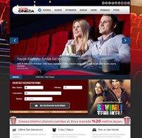 Sinema İnternet Sitesi