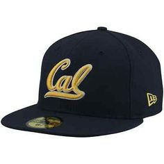 b3584db75 Sports Shop has New Era Cal Bears Fitted Hat - Navy Blue plus easy flat  rate shipping!