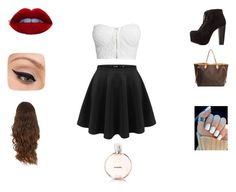 """Non so"" by amamisonodolce on Polyvore"