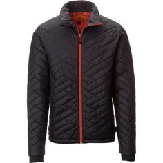 Don't let a little cold weather get in the way of your afternoon outing. Instead, reach for the Basin and Range Men's Jupiter Primaloft Jacket and carry on with your hike, errands, or walk around the park with the dogs. Inspired by time spent in the mountains and life in the city, the Jupiter features a classically styled silhouette that's equally at home at the skating rink as it is in the woods.