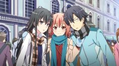 Yahari Ore no Seishun Love Comedy wa Machigatteiru. Zoku Episode 9 Discussion - Forums - MyAnimeList.net
