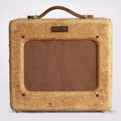 another rad vintage fender amp
