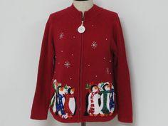christmas sweaters x