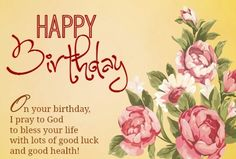 Happy birthday blessing happy birthday other celebration pics greeting cards birthday wishes cards messages images m4hsunfo