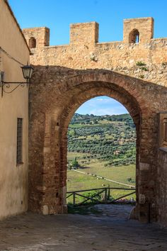 Magliano in Toscana--Magliano in Toscana is a small medieval village situated in the heart of the Maremma area of Tuscany, bordering the towns of Grosseto, Manciano, Orbetello and Scansano.
