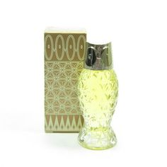 Owl Miniature Cologne Avon Vintage Candid Ultra Perfume Bottle in Original Box