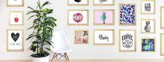 Los cuadros más inspiradores están acá, en La Kermesse.  Conocé nuestra tienda online y conseguí tu cuadro o pack de cuadros para hacer de tu casa un lugar más feliz :)  #Decoración #Hogar #HomeAndDeco #Decor #Cuadros #Madera #Diseño #Ilustraciones #Frases