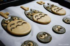 Totoro Cookies