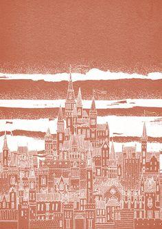 CELESTIAL CITIES by David Fleck — Kickstarter