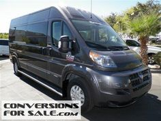 2014 RAM ProMaster 2500 High Roof Galaxy Conversion Van