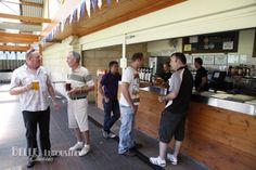 Elmar's Brewery back bar #swanvalleywinetour  #limousine  http://www.belle.net.au/swan-valley-wine-tours/