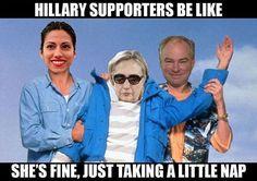 LOL...Hillary supporters...get it? #Crookedhillary #Hillarysucks #Neverhillary…