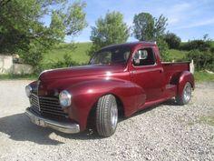 Maison d'enchères en ligne Catawiki: Peugeot - 203 Pick-up Custom Step Side - 1954