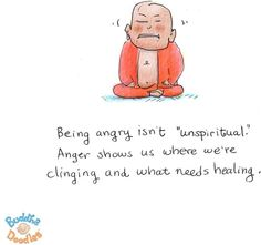 "Recognize anger as a wise messenger. Then release don't react. #satnam pic.twitter.com/5rzSu1a9YX""via @marygreenyoga"