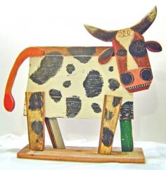 Cow by Terrell Powell
