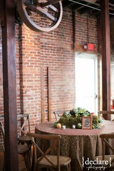 fake wedding bridal show nashville, floral table design, rustic style, the not wedding, cannery one,  #thenotwedding, #nashvilleweddingvendors, #nashvillebridalshow