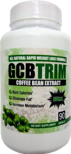 Green Coffee Bean Extract | GCB TRIM | 800mg, 90 Capsules | 100% Pure Green Coffee Extract by Herbal Nutrition,LLC, http://www.amazon.com/dp/B0087633VW/ref=cm_sw_r_pi_dp_u9zaqb1906S97