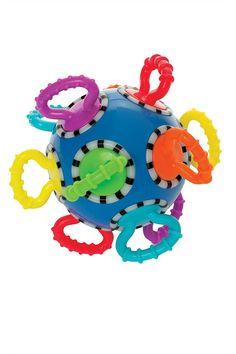 Manhattan Toy Company Click Clack Ball - Main Image