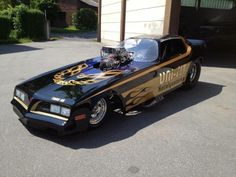 T/A Funny Car....hell yeah!