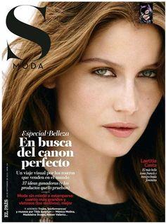 S Moda for El Pais September 2012 Cover (S Moda for El Pais)
