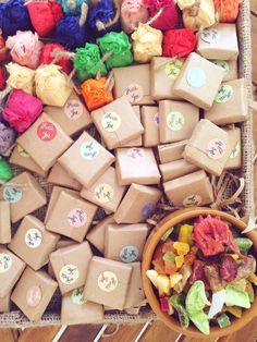 Chocolate & dried fruits