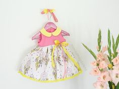 Baby girl dress whith headband  Dream Catcher