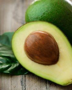 The joy of a ripe, organic avocado!