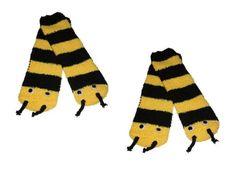 RSG 2-Pack Soft & Cuddly Animal Anti-Skid Gripper Slipper Socks for Women & Kids (Bumble Bee) RSG http://www.amazon.com/dp/B00850X2GG/ref=cm_sw_r_pi_dp_P5hcwb025FBMA