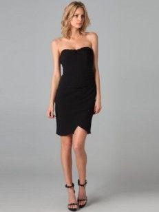 Aライン/プリンセス ベアトップ ラッフルズ 袖なしの ショート、ミニ シフォン ドレス
