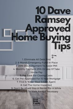 """The real estate marketing machine will try to convince you that """"you need to buy a house right now"""", but be careful. The question of, """"How much house can I afford?"""" is not necessarily the best first question either. So, to ensure your home is a blessing, complete these 10 steps before you buy."""
